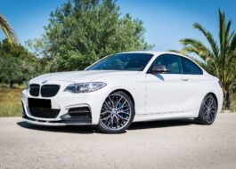 BMW M 235i Performance blanco